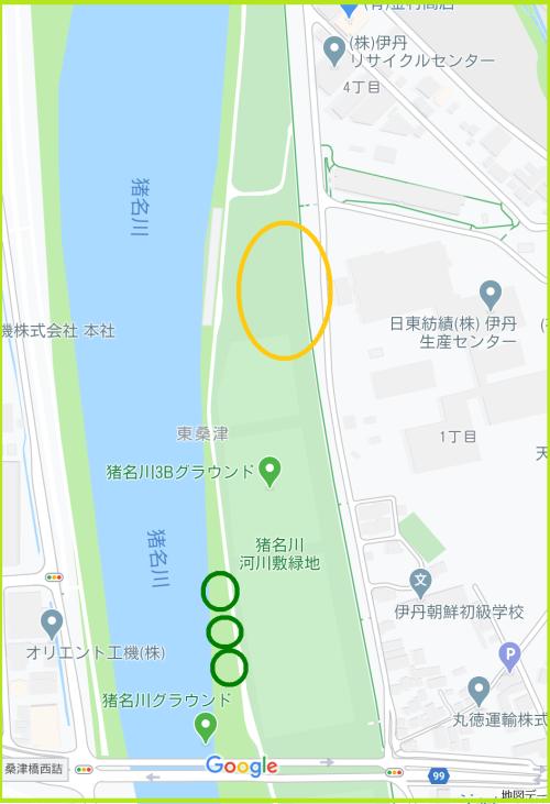 Hotaru map